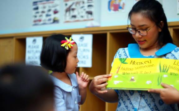 Metode Belajar Efektif Anak Generasi Modern Kinderfield Depok